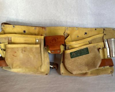 Carpenter's Apron / Tool Belt