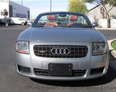 2006 Audi TT Special Edition Coupe Convertible