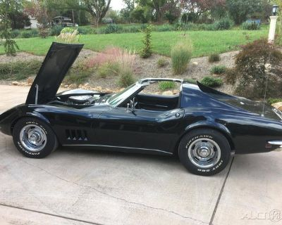 1968 Chevrolet Corvette L-71 Numbers Matching Convertible