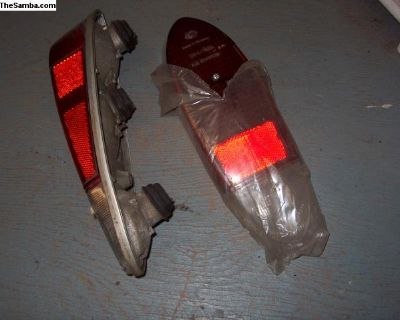 Tail Light Lenses and assys (used)