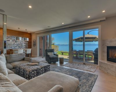 Beautiful Lakefront Townhome in Popular Tahoe City Complex with Pool and Tennis - Tahoe Tavern