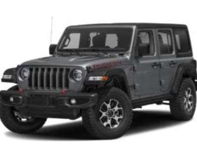 2018 Jeep Wrangler Unlimited Rubicon (JL)
