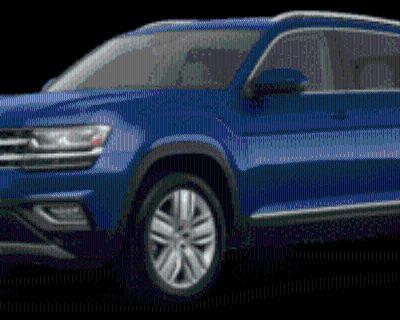2018 Volkswagen Atlas SEL