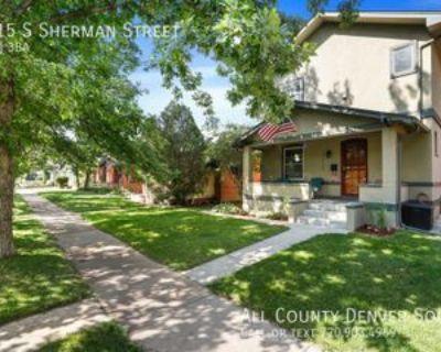1515 S Sherman St, Denver, CO 80210 4 Bedroom House