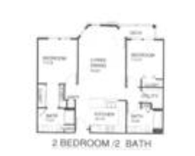 Mequon Court Apartments - Two Bedroom Two Bath w/Patio & Laundry