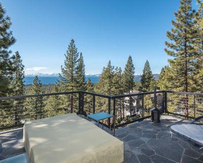 Private High Quality Home w/ Breathtaking Peak Lake Views - Incline Village
