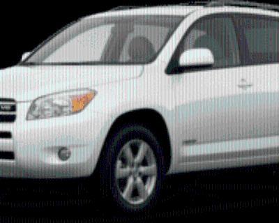 2007 Toyota RAV4 Limited V6 4WD