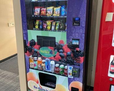 2015 - Wittern Healthier 4U 3589 & 3577 Snack & Drink Vending Machines