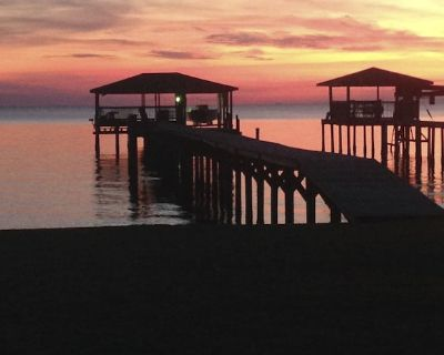 Waterfront Bay House On Mobile Bay - Fairhope