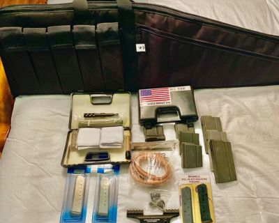 Springfield Armory M1A Match Accessories