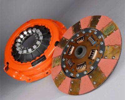 Centerforce Df240098 Dual Friction Clutch Pressure Plate And Disc Set
