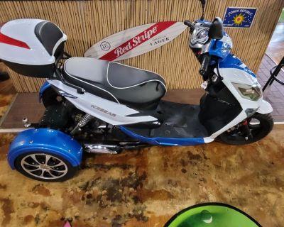 2020 Icebear Mojo Magic 50 3 Wheel Motorcycle Largo, FL