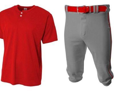 Buy Custom Baseball Uniforms Online