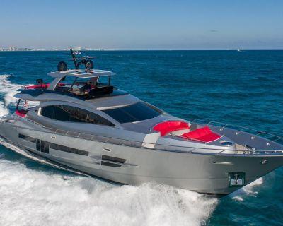 2014 95' Lazzara Yachts Motor Yacht