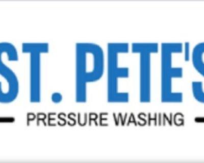 St Petes Pressure WashCo