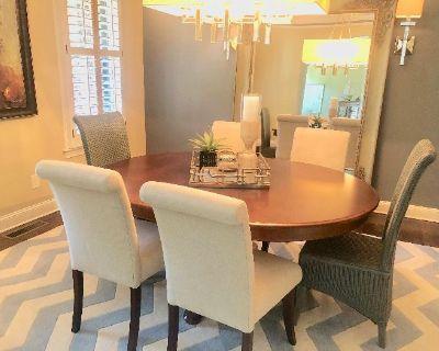 Donna Davis Estate Sales - Fine Furniture Marietta County Club Accessories, Excercise Equipment