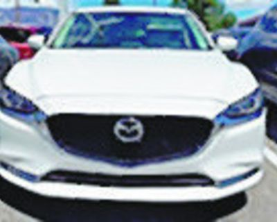 MAZDA6 GRAND TOURING Reserve Sedan, Automatic, Front Wheel Drive, 6 Speed, 15k miles,...