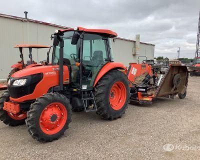 2019 Kubota M7060D 4WD Tractor