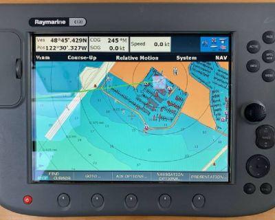 Raymarine C120 Electronics