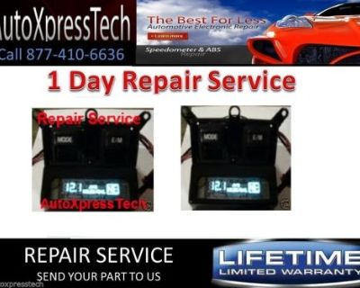 Ford Compass Info Temp Overhead Repair Service F Series Expedition Mountaineer