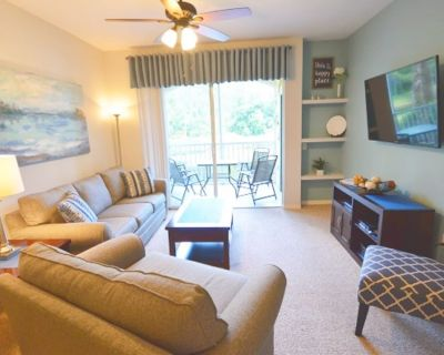 2-104 lake view condo, swimming pool, clubhouse, game room, gym, tennis - Four Corners