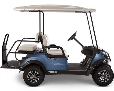 2018 Yamaha Adventurer Sport 2+2 (Gas) Gas Powered Golf Carts Norfolk, VA