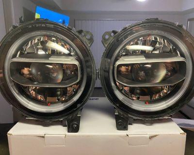 Florida - OEM Mopar LED Headlights