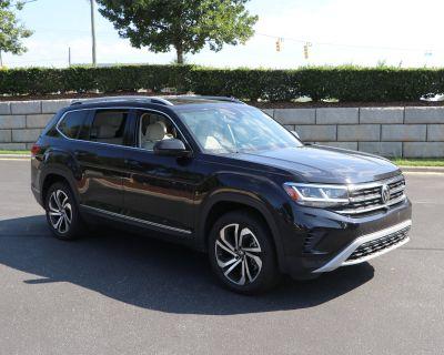 Pre-Owned 2021 Volkswagen Atlas 2.0T SEL Premium