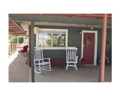 Cozy 2 BR On 2 Acres With Orchard in Rosamond, CA - Rosamond