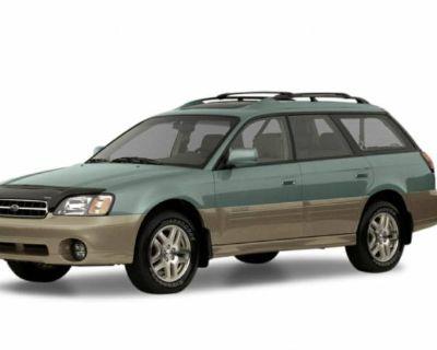 2002 Subaru Outback H6 L.L. Bean Edition