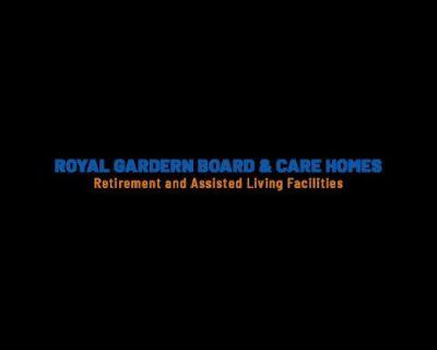Royal Garden Board & Care Homes
