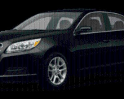 2013 Chevrolet Malibu LT with 1LT