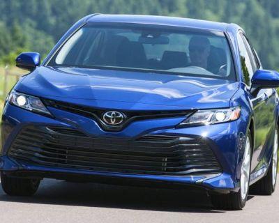 2018 Toyota Camry L