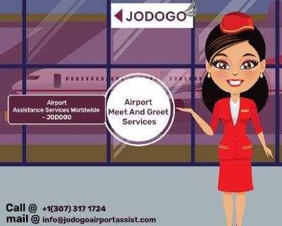 Airport assistance services in JFK Airport - jodogoairportassist.com