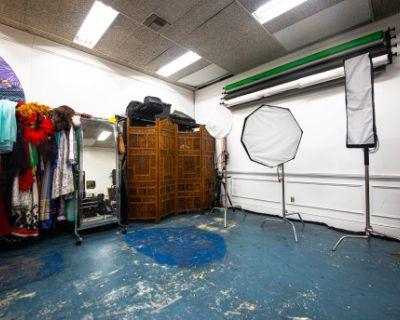 Vibey DTLA Creative Studio - Photo/Video/Music + more!, Los Angeles, CA
