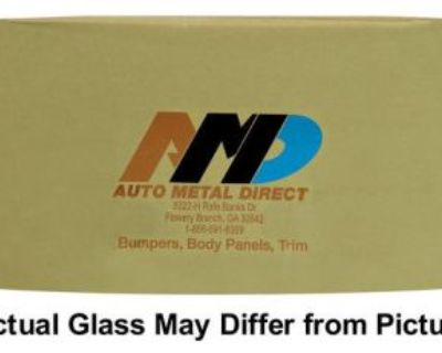 Amd 70-72 Gm A-body (coupe & 2dr Sedan) Windshield W/ Antenna Tinted 380-3470-t