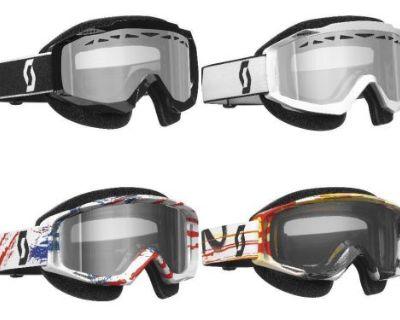 Scott Tyrant Sno-x Goggles W/acs Dual Pane Rose Lens Snowmobile Snow Ski