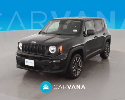 2020 Jeep Renegade Jeepster