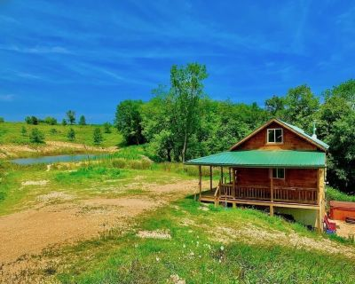 Evergreen Hollow Log Cabin With Outdoor Hot Tub Jacuzzi - Harpers Ferry
