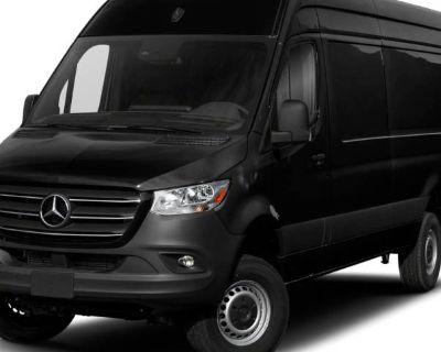 2020 Mercedes-Benz Sprinter Cargo Van 2500