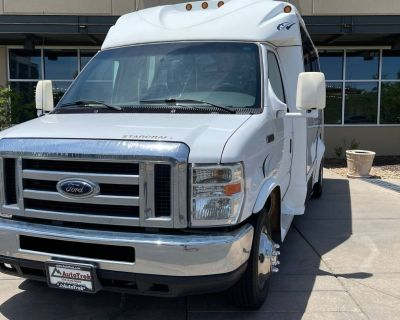 2008 Ford Econoline Commercial Cutaway E-350