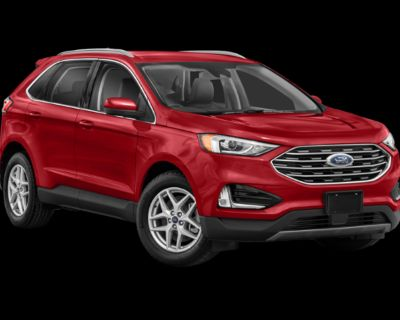 New 2021 Ford Edge SEL FWD 4D Sport Utility