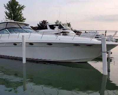 2003 55' Sea Ray 550 Sundancer