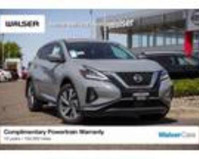 2021 Nissan Murano Gray, new