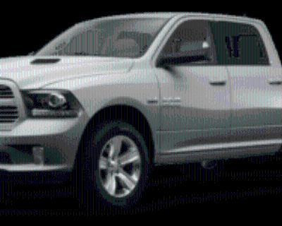 "2014 Ram 1500 Sport Crew Cab 5'7"" Box 4WD"