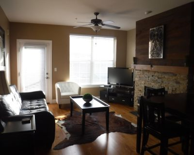 Upscale DTC Condo with Elevator, 2 Bed, 2 Bath, 2 Car Garage-No stairs - Englewood