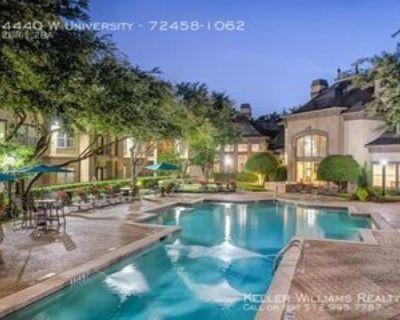 4440 W University Blvd #72458-1062, Dallas, TX 75209 2 Bedroom Apartment