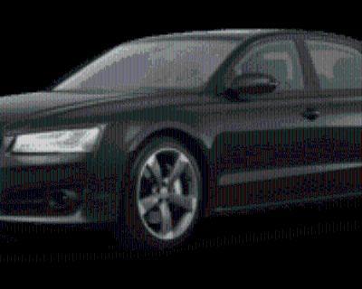2017 Audi A8 4.0T