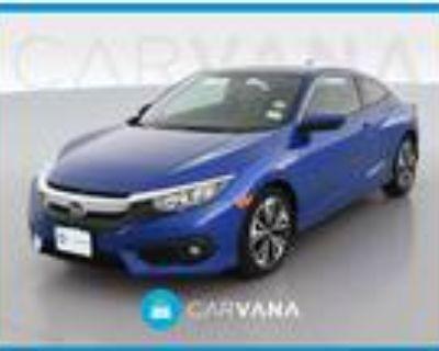 2018 Honda Civic Blue, 13K miles
