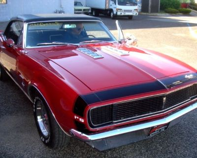 1967 Chevrolet Camaro RS Convertible Just Sold!!!